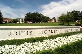 ジョンズホプキンス大学のJ1研究留学保険情報